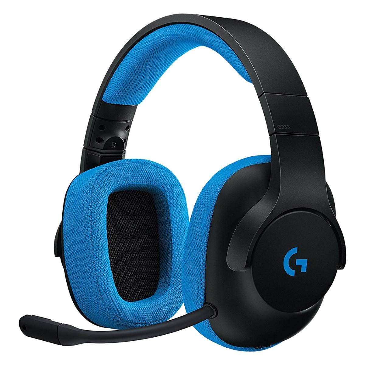 TAI NGHE LOGITECH G233 PRODIGY WIRED GAMING HEADSET