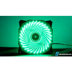 FAN LED 1STPLAYER - GREEN