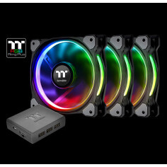 Thermaltake Riing Plus 12 RGB Radiator Fan TT Premium Edition (3 Fan Pack)