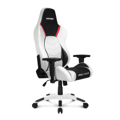 AKRacing Premium Series K700T - BLACK-WHITE
