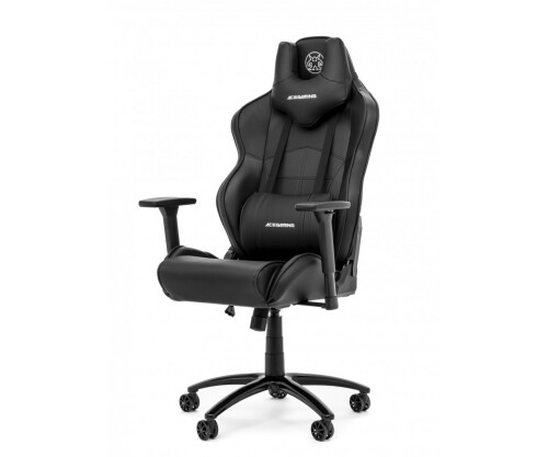 ACE GAMING KW G69 HERO SERIES - BLACK / BLACK WHITE