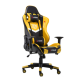 Ghế Gaming EXTREME ZERO Black Yellow