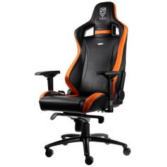 Ghế NobleChairs EPIC Series PENTA Sports - Black/Orange
