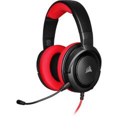 Tai nghe Corsair HS35 - Red