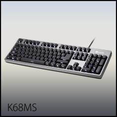 Bàn phím cơ I-Rock K68M