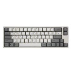 LEOPOLD FC660C White Grey PBT
