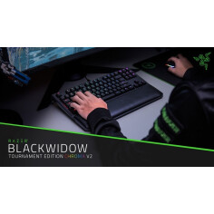Bàn phím cơ Razer Blackwidow Tournament Edition Chroma V2