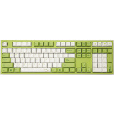 Bàn phím cơ Varmilo VA108M Forest Fairy Brown Switch