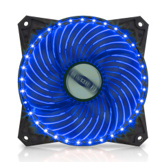 SAMA Fan 33 Led 120mm BLUE