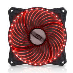 SAMA Fan 33 Led 120mm RED