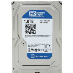 HDD WD Blue SATA 1TB 7200 RPM