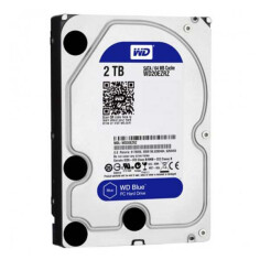 HDD WD Blue SATA 2TB 5400 RPM