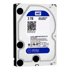 HDD WD Blue SATA 3TB 5400 RPM