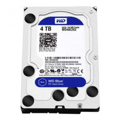 HDD WD Blue SATA 4TB 5400 RPM
