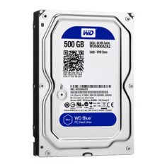 HDD WD Blue SATA 500GB 5400 RPM