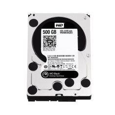 HDD WD Black SATA 500GB 7200 RPM