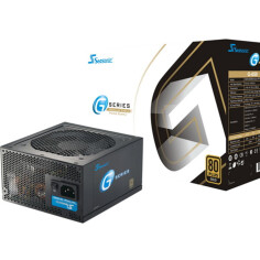 SEASONIC G Series 650W -  80 PLUS®GOLD