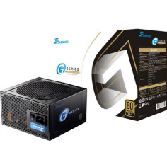 SEASONIC G Series 750W -  80 PLUS®GOLD