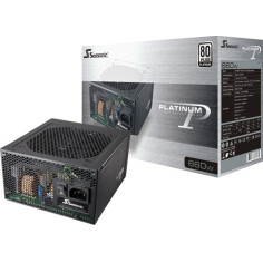 SEASONIC P Series 660W -  80 PLUS®PLATINUM
