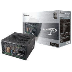 SEASONIC P Series 860W -  80 PLUS®PLATINUM