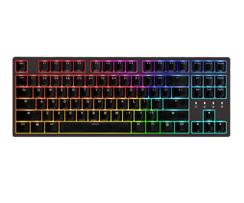 DURGOD Taurus K320 Nebula RGB - TKL (Cherry-Blue/Red/Brown Switch)