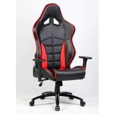 ACE GAMING KW G69 HERO Series - BLACK/RED