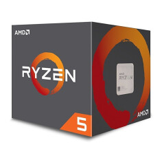 AMD Ryzen 5 2600 (3.4/3.9 GHz)