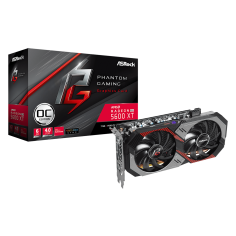 Asrock Rx 5600 XT Phantom Gaming D2 6G OC