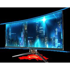 LCD Asus ROG PG348Q 34inch cong 4K 5ms 100Hz G-Sync IPS