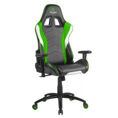 Ghế Alpha DELTA-Black/White/Green
