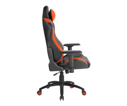 Ghế Alpha Gamma- Black/Orange