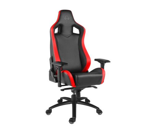 Ghế Alpha POLARIS Racing Edition-Black/Red