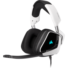 Tai nghe Corsair Void RGB Elite Wireless - White