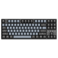 DURGOD Taurus K320 Space Gray - TKL (Cherry-Silver Speed Switch)