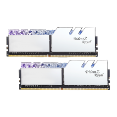 GSKILL TRIDENT Z ROYAL SILVER RGB DDR4 16GB BUSS 3000Mhz (KIT 2*8GB)