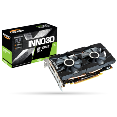 INNO3D GEFORCE GTX 1660 TWIN X2 6GB