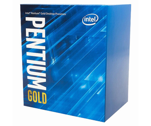 Intel Penitum Gold G6400 / 4MB / 4.0Ghz / 2 nhân 4 luồng