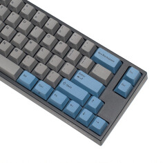 LEOPOLD FC660C Blue Grey (Silent Topre Switch)