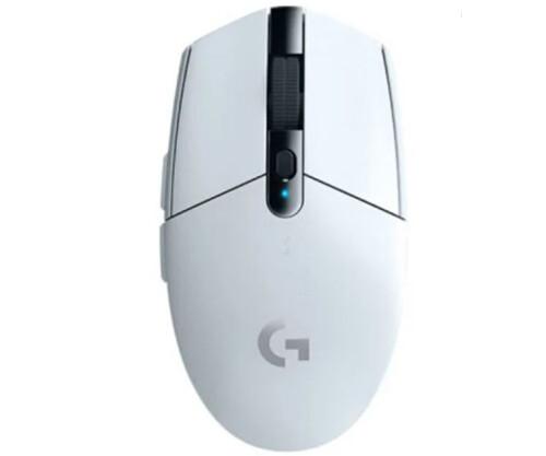 Logitech G304 White Lightspeed Wireless
