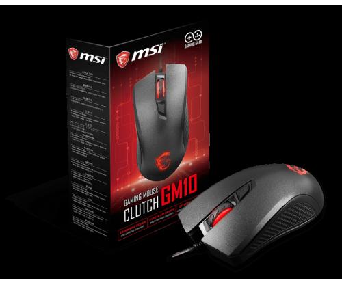 MSI CLUTCH GM10