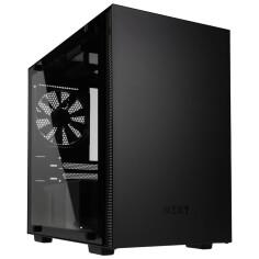 NZXT H200i SMART ATX CASE (MATTE BLACK)