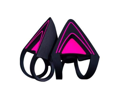 Tai mèo Razer Kitty Ears Neon Purple- Tím Neon