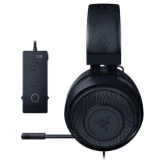 TAI NGHE RAZER KRAKEN TOURNAMENT EDITION - USB AUDIO CONTROLLER - BLACK