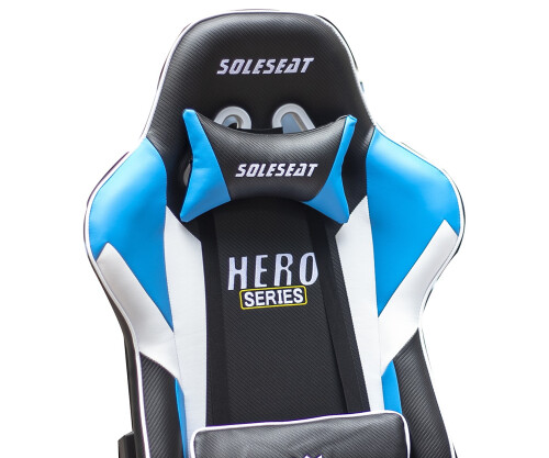 SOLESEAT HERO C01 - Black Blue
