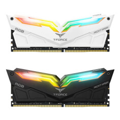 Team Night Hawk RGB  Night Hawk DDR4 - 3000MHz  8GBx2