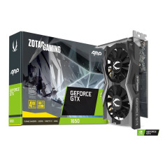 Zotac Geforce GTX 1650 AMP